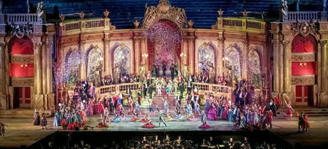 Arena di Verona Opera Festival 2020